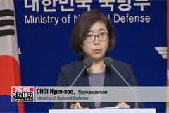 Defense minister decided not to disclose military intel unit's confidential documents in March considering political situations