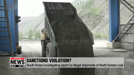 South Korea investigating report on illegal shipments of North Korean coal