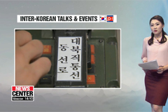 Exchanges and cooperation between two Koreas gaining speed on various fronts - PART 1