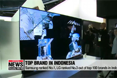 Samsung, LG among most popular brands in Indonesia