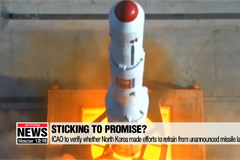 North Korea agrees to allow ICAO to conduct on-site safety inspections regarding missile launches
