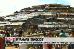 UN says Myanmar generals must face justice for Rohingya 'genocide'