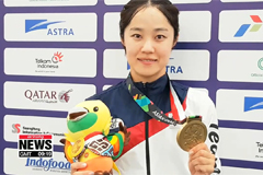 South Korea earns gold in paragliding and judo