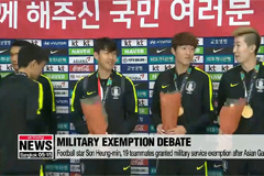 Should BTS be exempted from military service? Son Heung-min's exemption from duty sparks debate over conscription system
