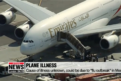 At least 19 on Dubai-New York Emirates flight confirmed ill