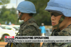 S. Korea to expand cooperation in peacekeeping operations with Vietnam