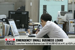 Loans from the 'Individual Business Loan 119' hit US$ 425 bil. in H1, up 43.6% y/y