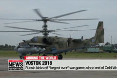 """Russia kicks off """"largest ever"""" war games since end of Cold War"""