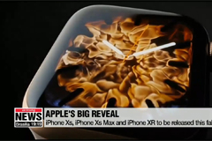 Apple unveils three new iPhone