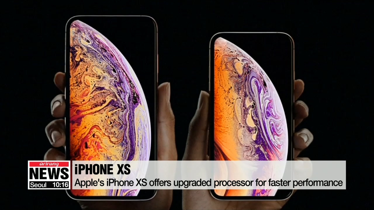 Apple unveils trio of new iP