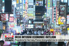 OECD downgrades 2018, 2019 forecast for global economy to 3.7%