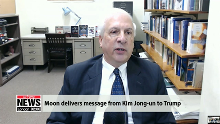 South Korea-U.S. summit review: interview with Dr. Mark P. Barry