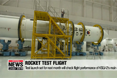 South Korea to test launch d
