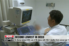 High death rates from pneumonia and suicide in South Korea