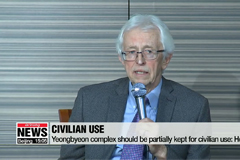 North Korea should use Yeongbyeon nuclear complex for civilian use: Hecker