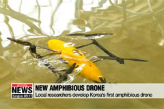 South Korea develops drone t