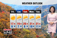 Colder morning expected tomorr