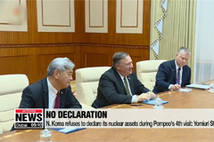 North Korea refuses to decla