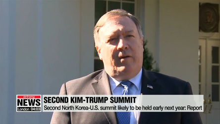 Second Kim-Trump summit likely to happen next year: Report