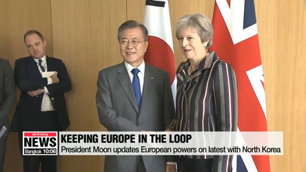 Looking back at President Moon's trip to Europe: its outcomes and shortfalls