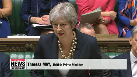 British PM May says Brexit deal is 95% settled