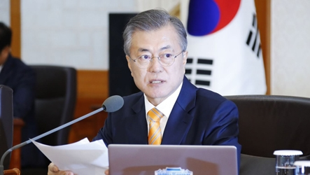 Cabinet approves Pyeongyang Joint Declaration reached by leaders of two Koreas in Sept.