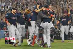 Boston Red Sox crowned 2018 World Series Champs