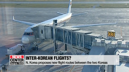 Two Koreas agree to cooperate in aviation sector; new flight routes proposed