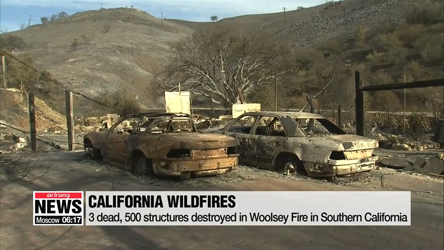 Nearly 1,300 missing, 76 killed in California's deadliest wildfire