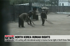 U.S. working with international society to improve human rights in North Korea: State Dept.