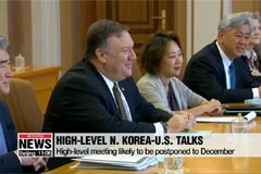 Delay in N. Korea-U.S. high level talks may push back other key events