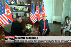 North Korea-U.S. summit likely to happen 'shortly after the first of the year': Pompeo