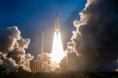 S. Korea's first indigenous satellite successfully launched