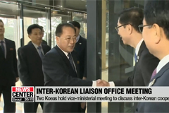 Two Koreas hold liaison meeting to discuss inter-Korean issues