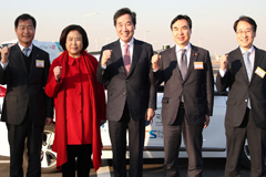 New urban complex near Seoul opens for testing driverless tech