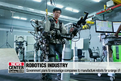 Korea finds healthcare and robot industry as main drivers of its economic growth