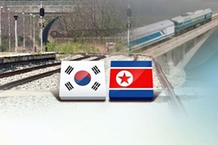 Two Koreas to hold groundbreaking ceremony for railway, road project on Dec. 26