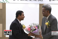 S. Korea grants permanent residency to Sri Lankan who saved woman's life