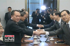 Two Koreas communicate 24/7, cooperate on economic and humanitarian fronts while lowering military tension