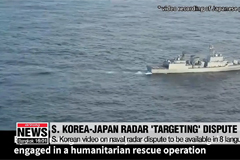 S. Korean video on Japan radar dispute to be available in 8 languages