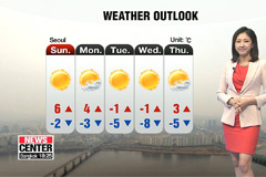 Mild, comfortable weather expected this weekend