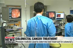 Precision medicine in colorectal cancer to provide personalized treatment