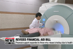 Financial support for cancer treatment to cover those who missed national cancer checkup due to health issues