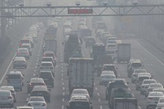 Old diesel cars banned from operating to fight fine dust pollution