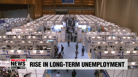 Number of long-term unemployed rises to highest level in 19 years