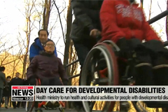 Day care services for people with developmental disabilities starting March