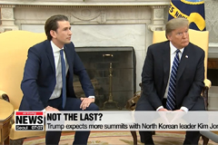 Trump says Hanoi summit may not be last with Kim
