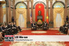 From enemy state to partner...history of U.S. and Vietnam ties