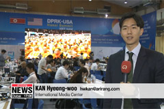 Reporters at IMC react to results of Hanoi summit