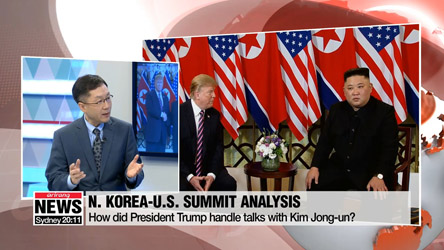 Post N. Korea-U.S. summit analysis